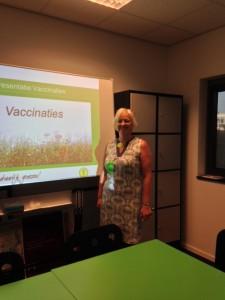 Lezing vaccinaties 2015